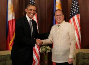 PNoy and Obama