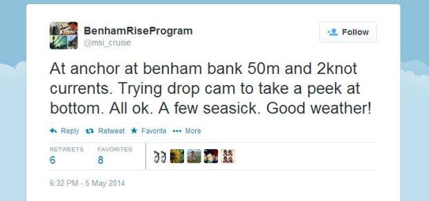 Benham Rise 2