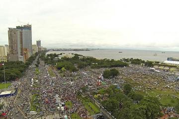 Luneta protest