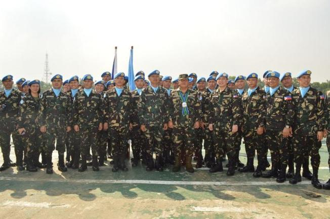 Filipino Peacekeepers