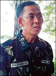 Maj. Gen. Jovito Palparan