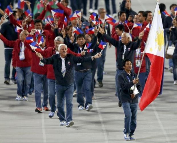 PH team Incheon Asian Games