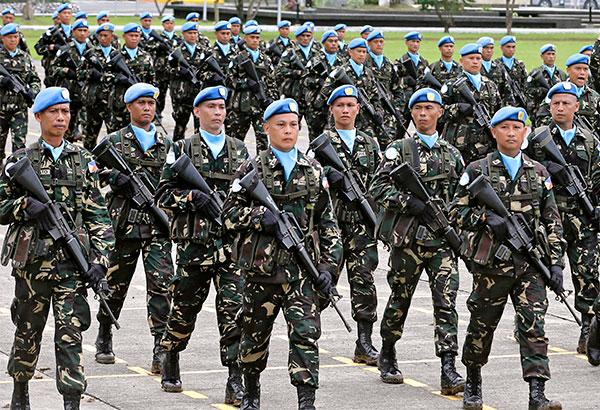 Pinoy peacekeepers