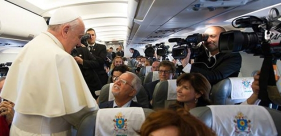 papal flight