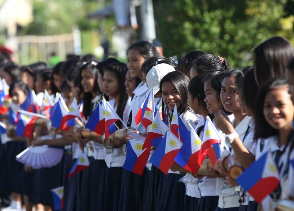 Talumpati Ng Mga Dating Pangulo Ng Pilipinas