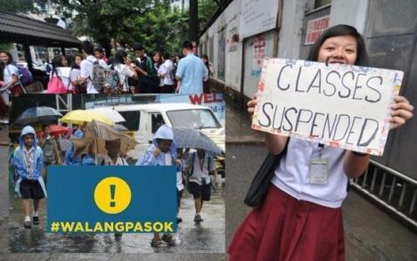 wala ng class
