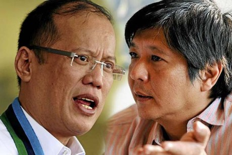 PNoy and Bongbong