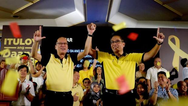 PNoy and Mar