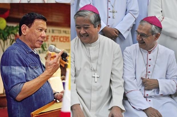 CBCP Duterte