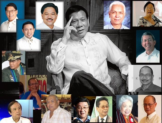 Sinu-Sino ang mga dating pangulo ng Pilipinas