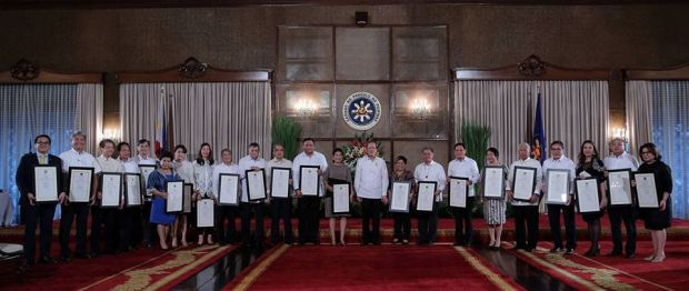 Aquino cabinet