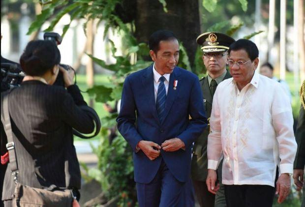Widodo Duterte 2