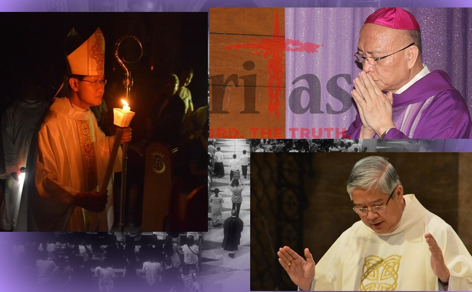 Pagpatay sa ngalan ng 'war on drugs'  kinundena ng Simbahang Katoliko