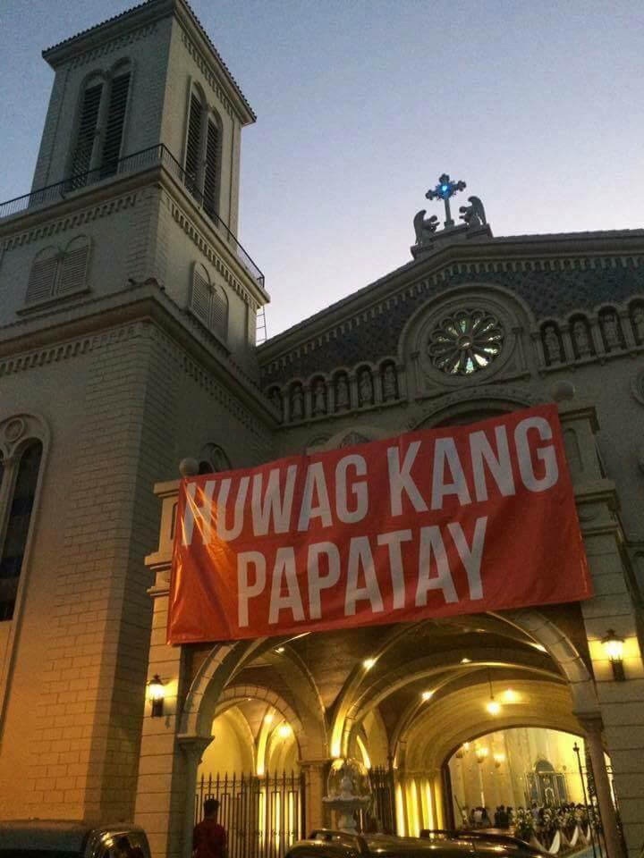 HUWAG KANG PAPATAY | Pastoral Letter of Cubao Bishop Honesto Ongtioco on recent spate of killings