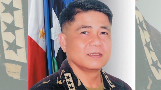 Lieutenant General Guerrero, bagong AFP chief