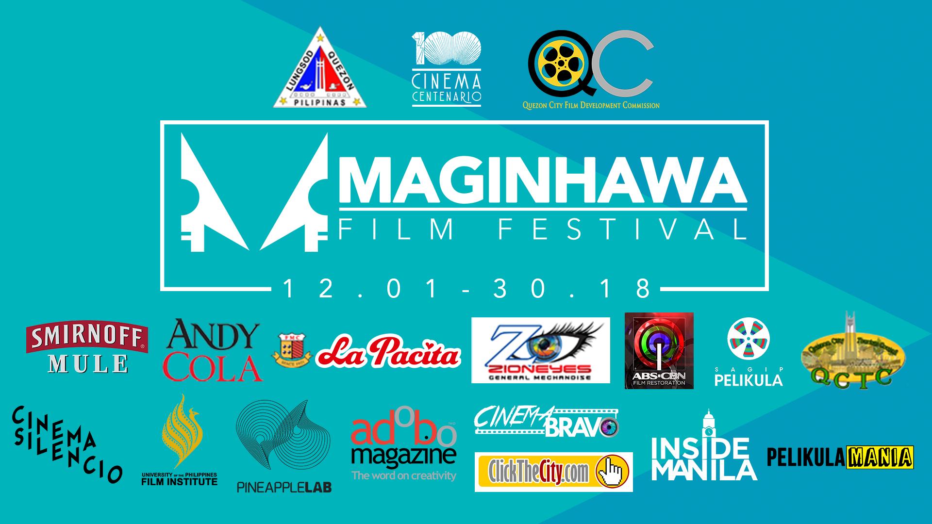 2018 Maginhawa Film Festival aarangkada na